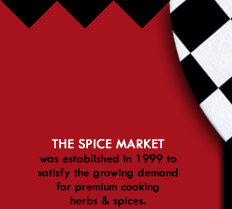 About The Spice Market